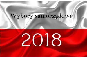 Wybory 2018 - informacje
